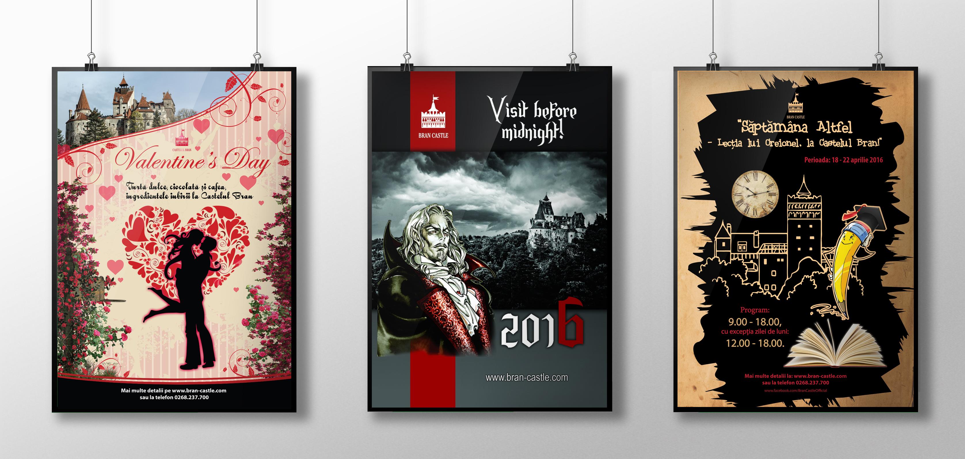 posters - Bran Castle 1