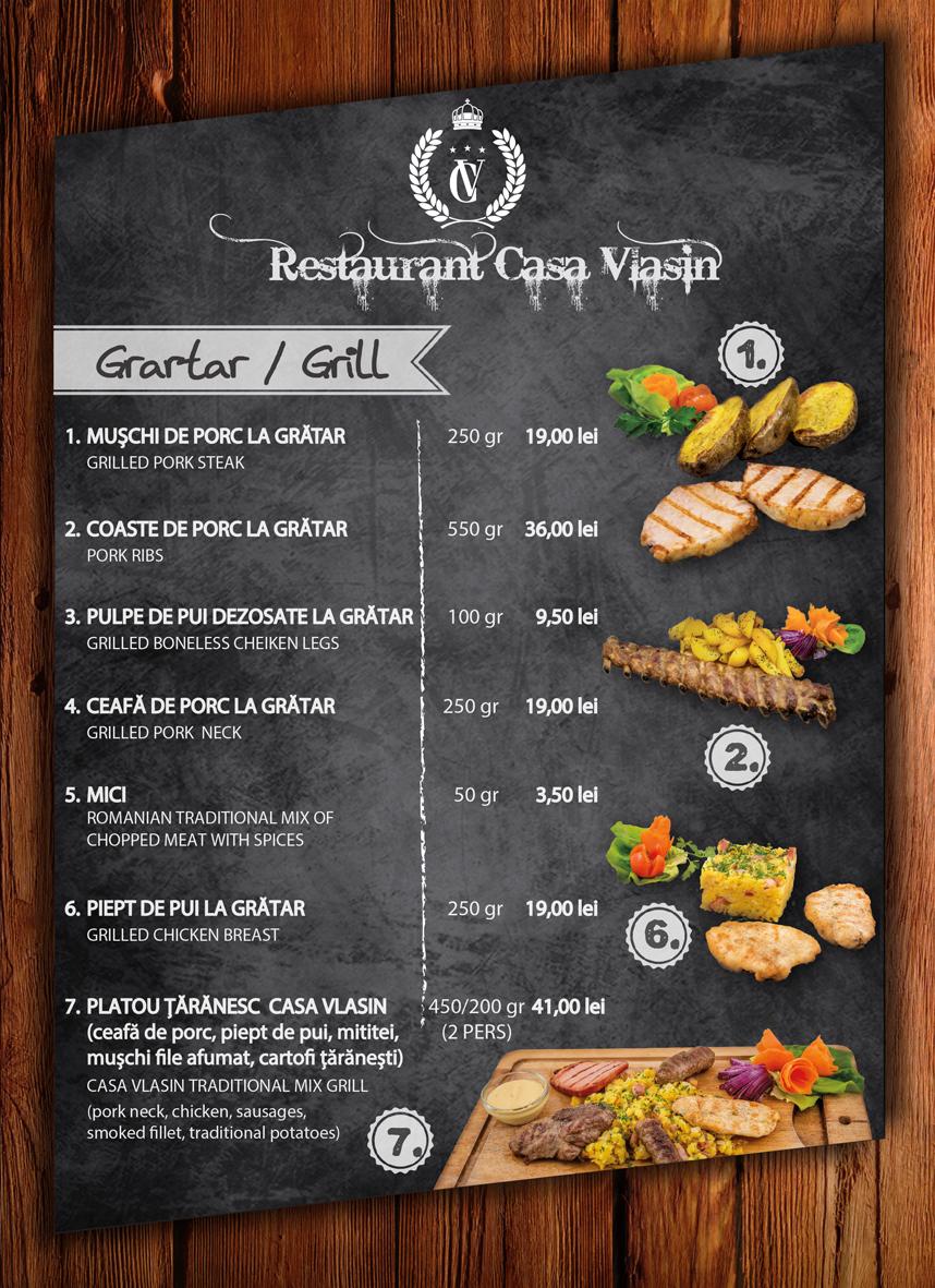 menu - 2016