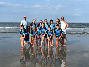 Cordage SC Beach Tournament