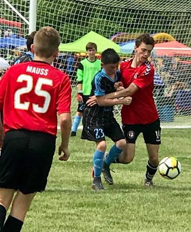 BYSA Cup 2018