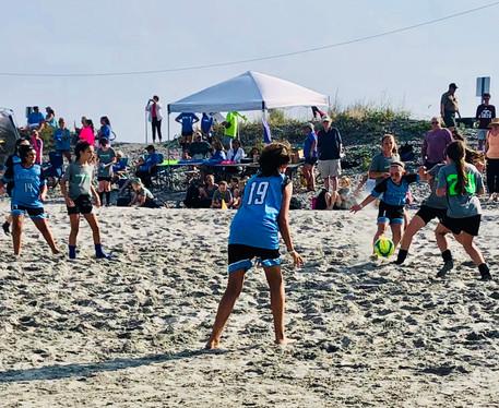Hull Beach Soccer