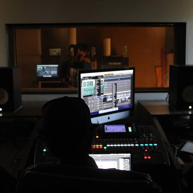 Kyojin Recording.jpg