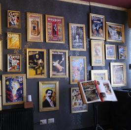 Mini teatro sala estudio