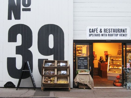 The Dining: Silo, Brighton's Zero Waste Restaurant