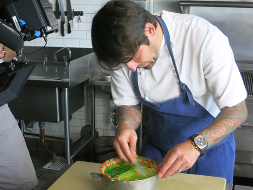 Behind the Scenes: In the Kitchen with Chef Ludo
