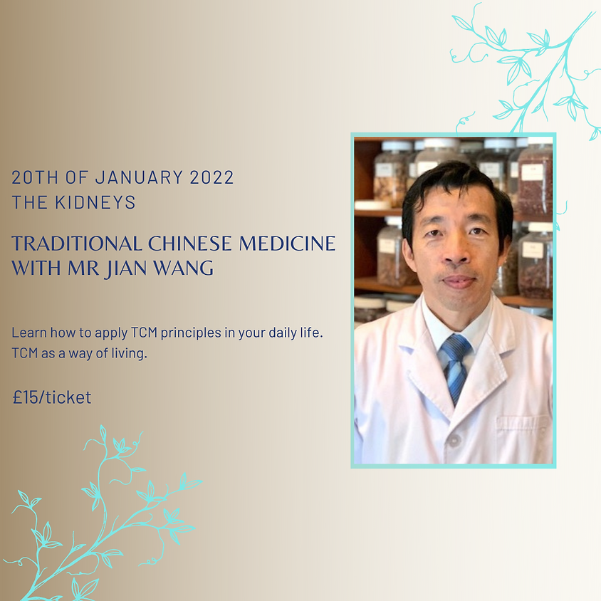 Traditional Chinese Medicine - The Kidneys