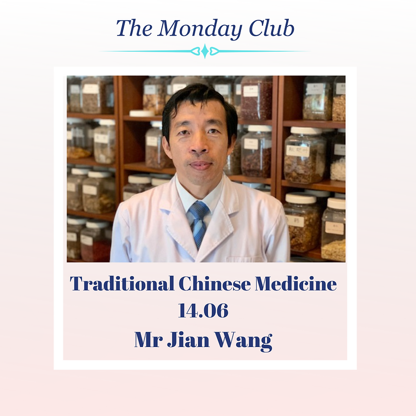 The Monday Club- Traditional Chinese Medicine