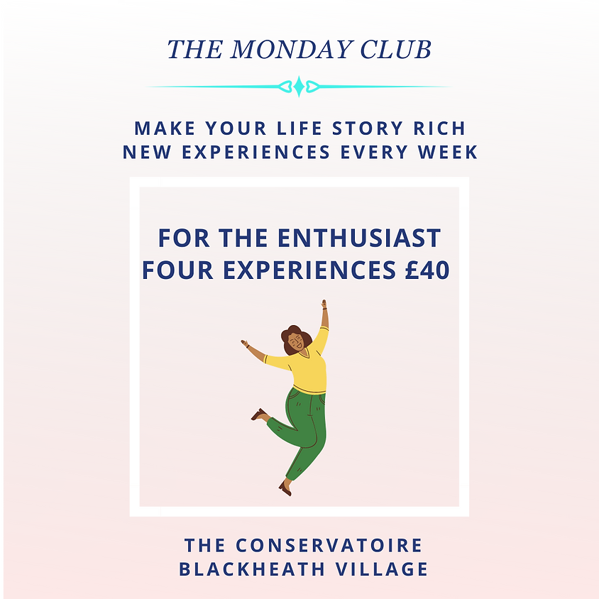 The Monday Club - For The Enthusiast