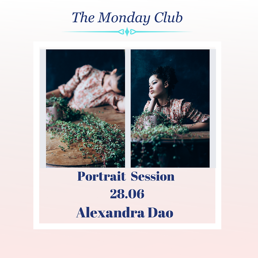 The Monday Club - Portrait Session with Alexandra Dao