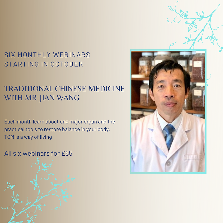 Traditional Chinese Medicine All Six Webinars