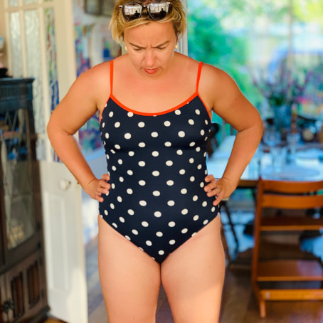What grief and a swimsuit have in common?
