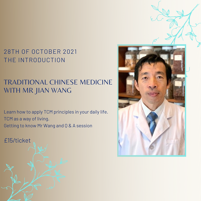 Traditional Chinese Medicine Intro