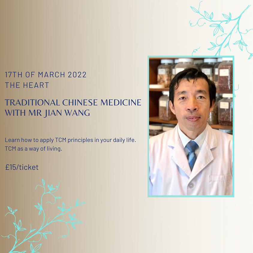Traditional Chinese Medicine - The Heart