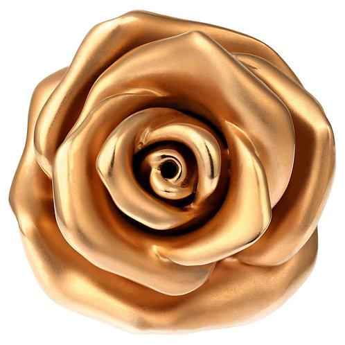 Zegg & Cerlati 'Monaco' Rose Ring with Perfume Container in 18 Carat Rose Gold