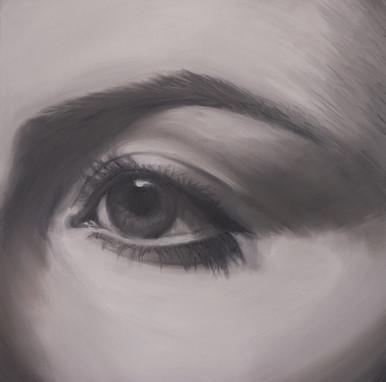 Bethany Joyce Dora McRae tonal eye oil p