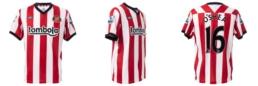 Football kit E-Commerce