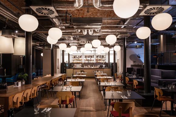 Award winning bar and restaurant