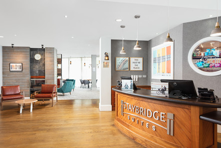 Staybridge Suites Reception