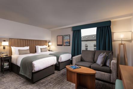 Hotel Bedroom, Newcastle