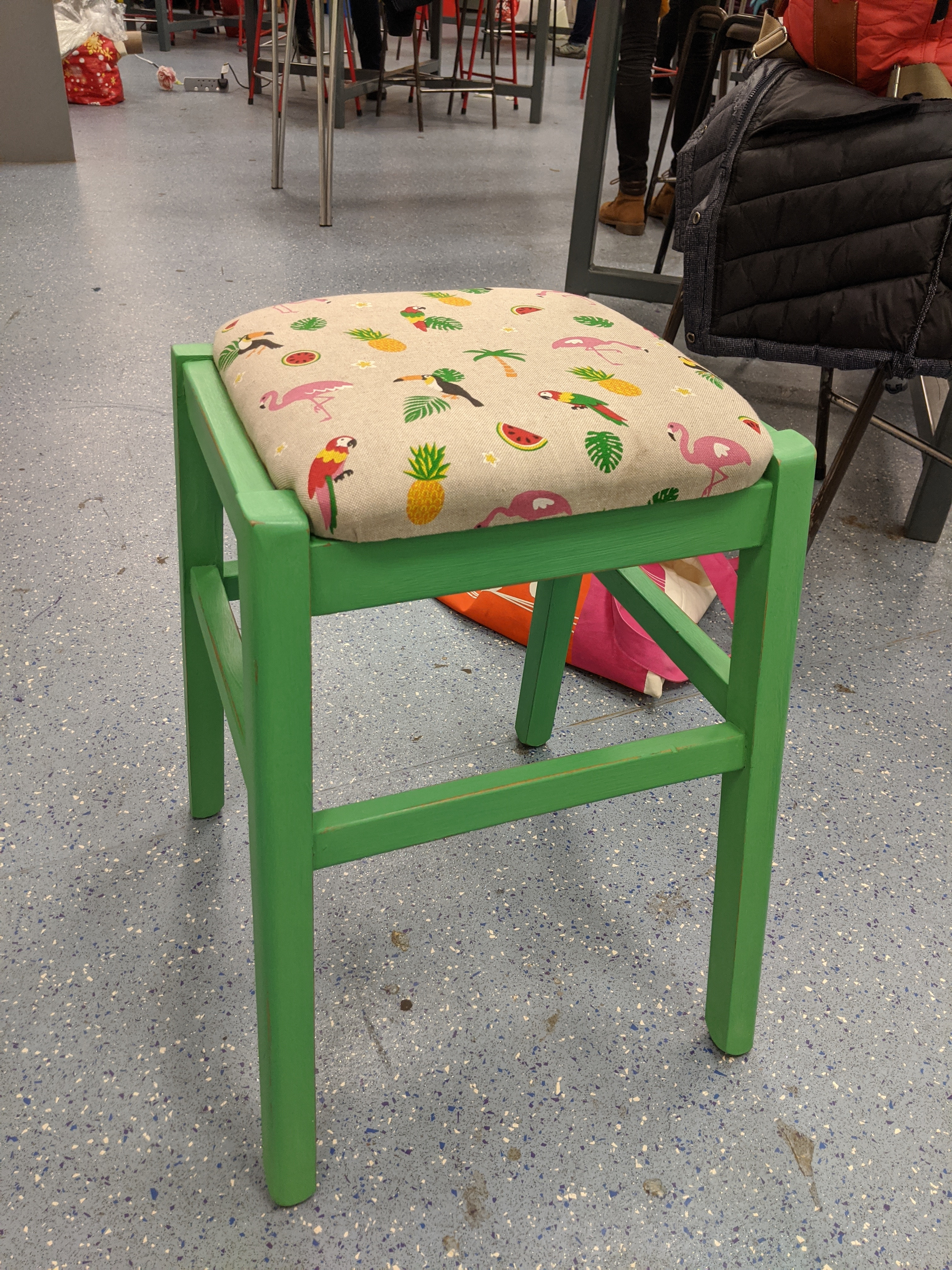 Upholstery - Sept  - Tuesday evening