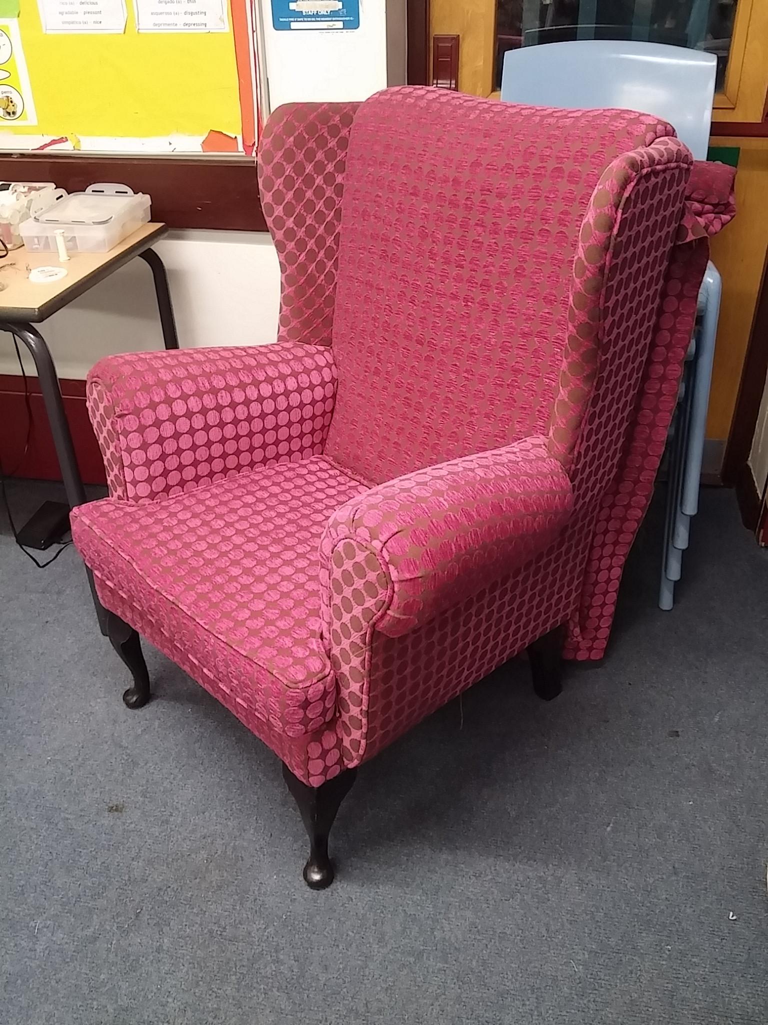 Upholstery - Sept - Thursday evening