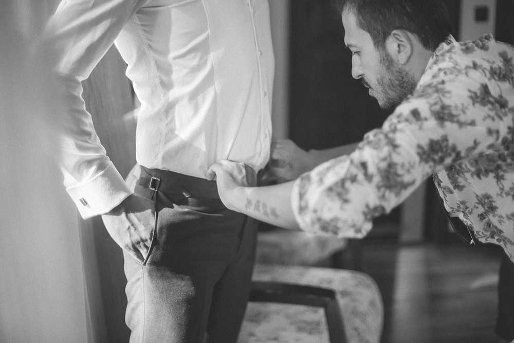 Gökova düğün hikayesi