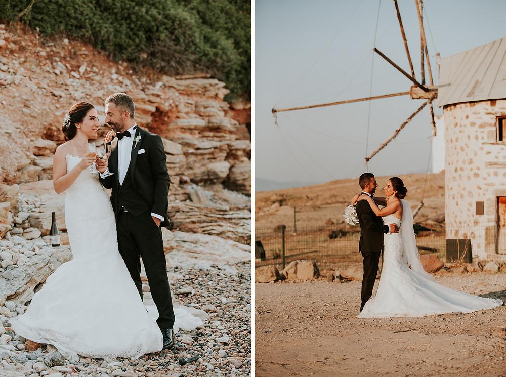 Bodrum düğün dış çekim fotoğrafçısı