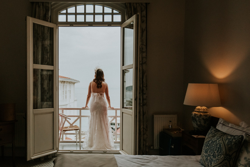 Istanbul Splendid Palace Hotel wedding photography