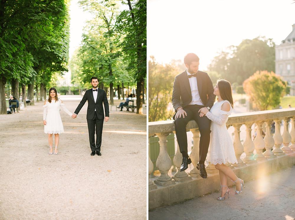 where to take photos in paris