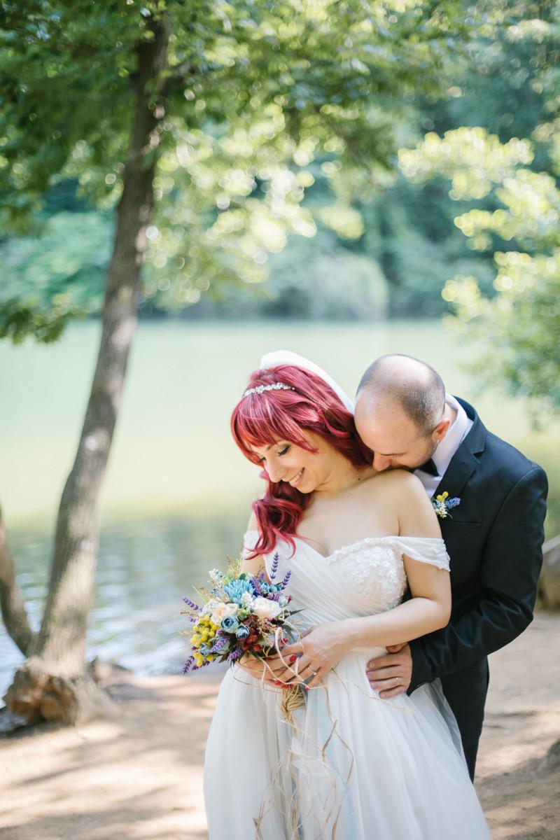 istanbul dış çekim düğün fotoğrafları
