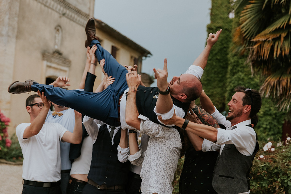France destination wedding photojournalism