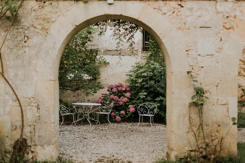 Château Sentout Bordeaux wedding