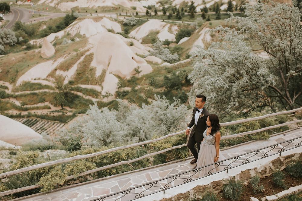 goreme cappadocia couple photography