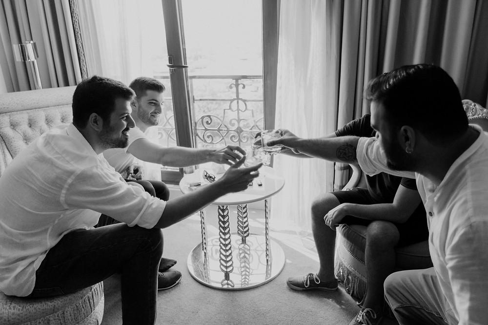 İstanbul belgesel düğün fotoğrafçısı