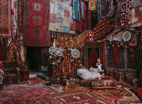 Cappadocia pre wedding photography / Alison & Stevie