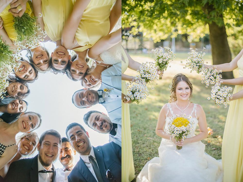 fenerbahçe düğün hikayesi