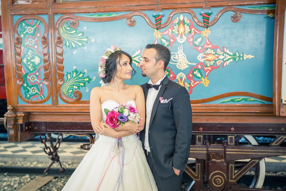koç müzesi düğün fotoğraf çekimi