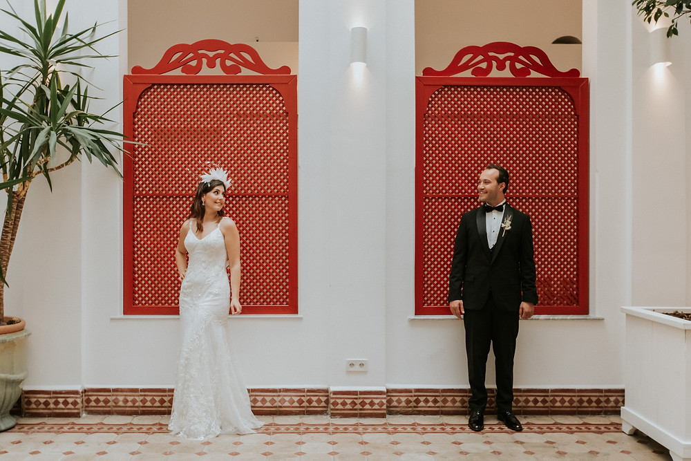 Büyükada Splendid Palace wedding photographer