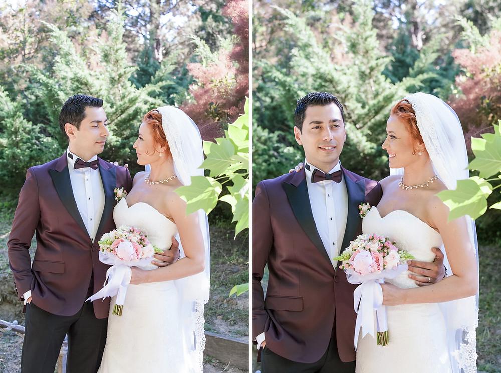 istanbul atatürk arboretum wedding photography