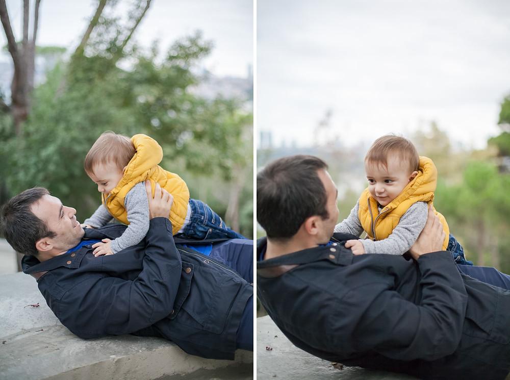 aile fotoğrafçısı