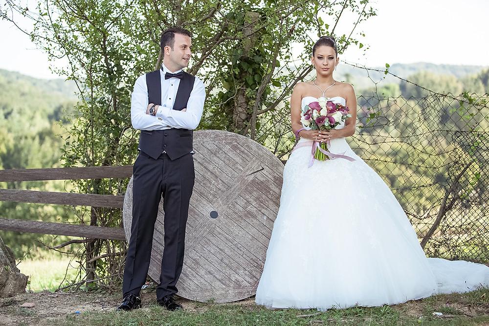 istanbul Polonezköy düğün dış çekimi