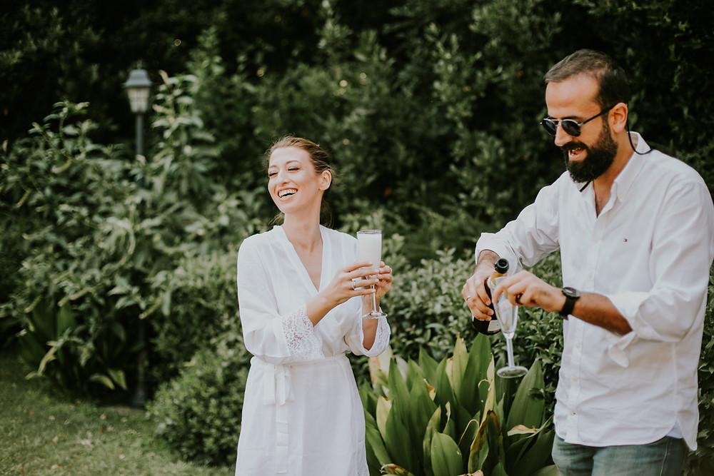 Kennedy Lodge düğün hikayesi