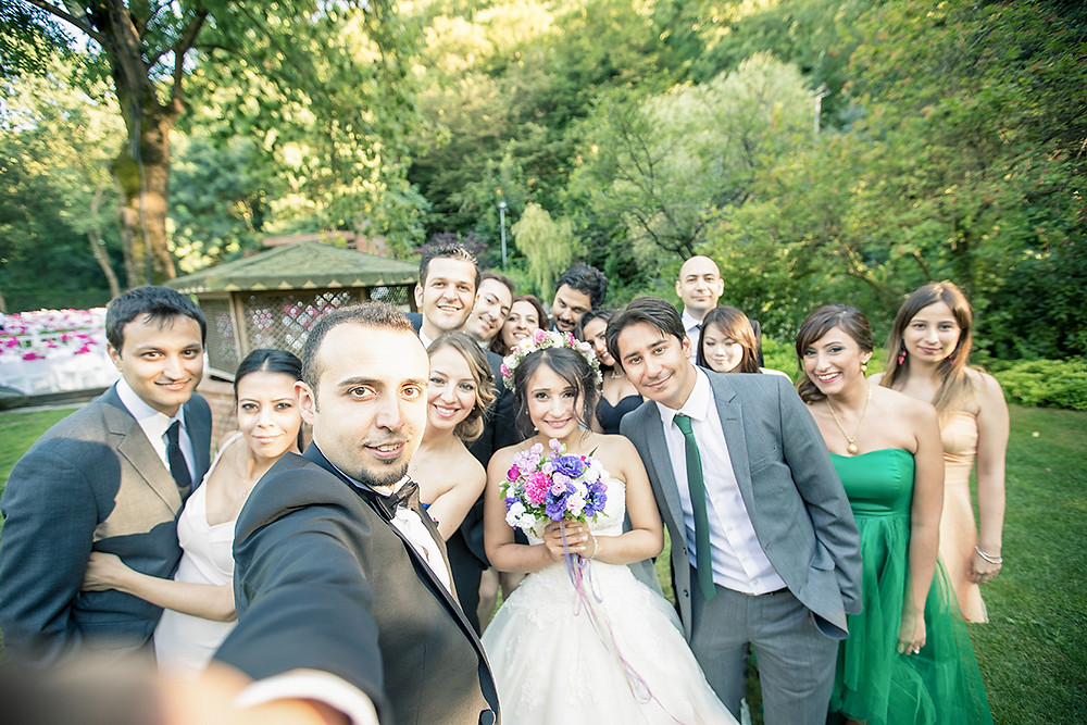 Sarıyer event garden düğün belgeseli