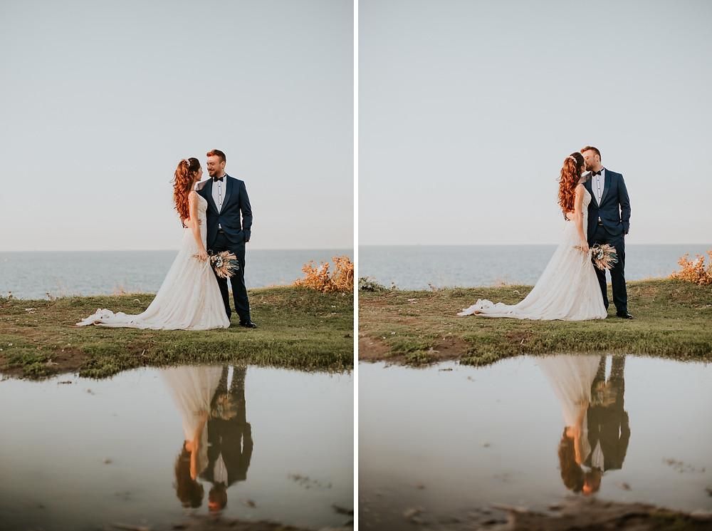 Rumeli feneri düğün fotoğrafları