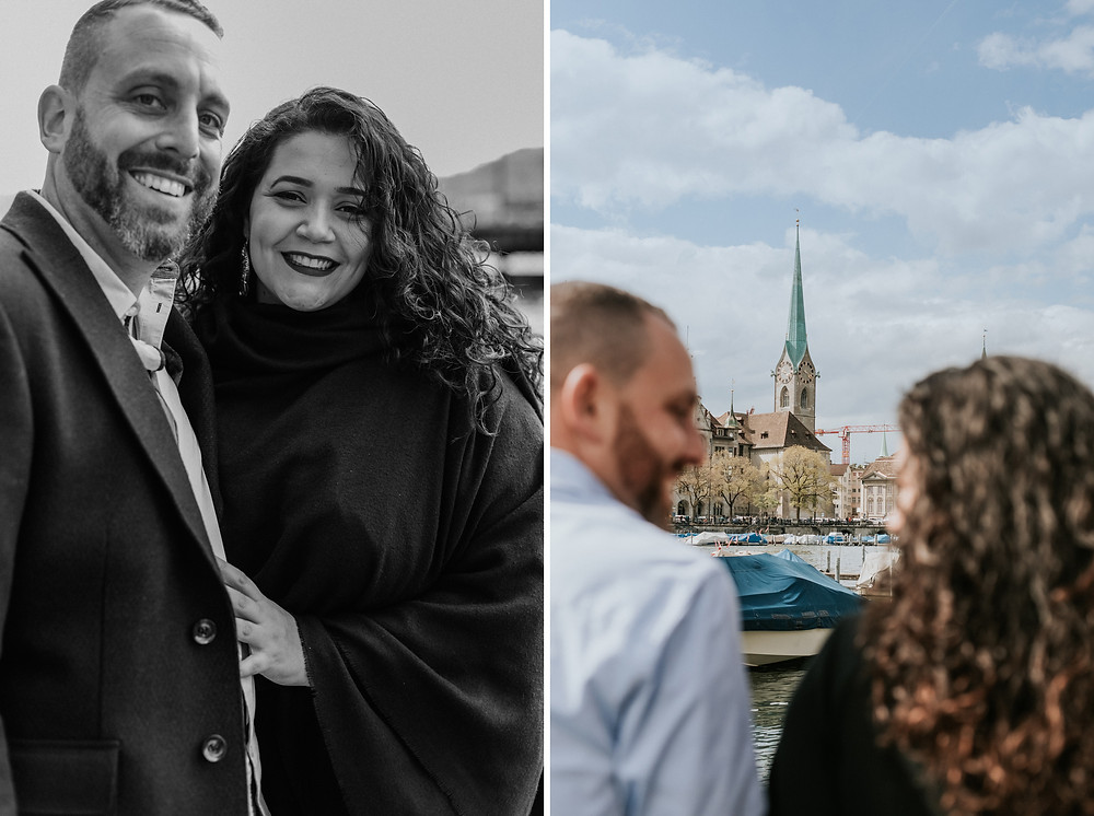 Zürich prewedding couple photoshoot