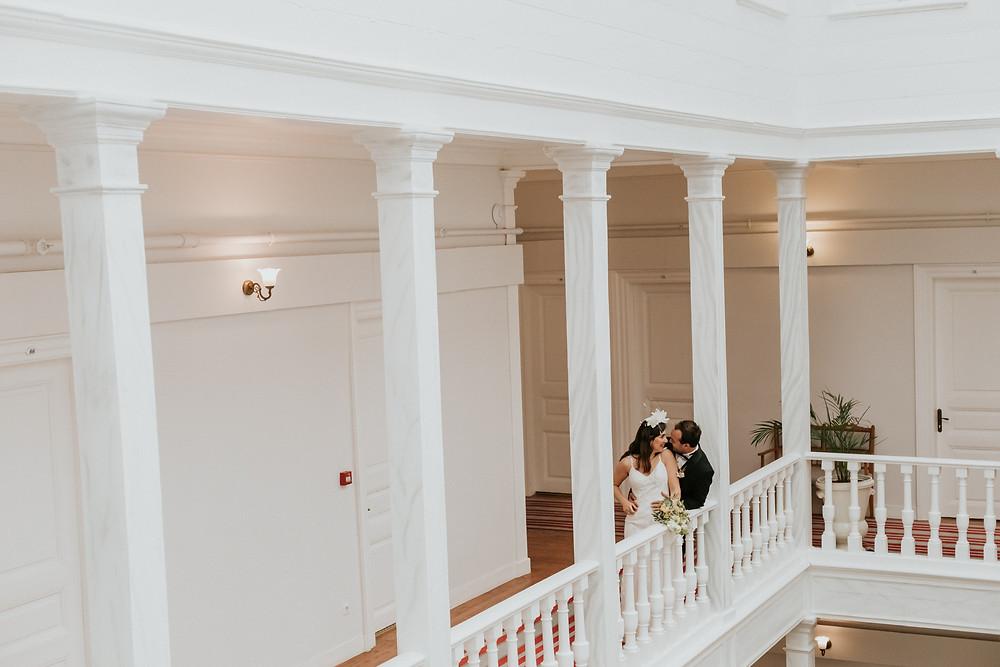 Istanbul Splendid Palace hotel wedding photos