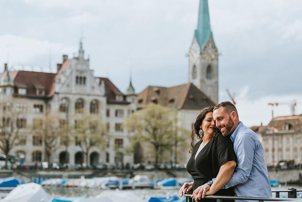 Zürich couple session