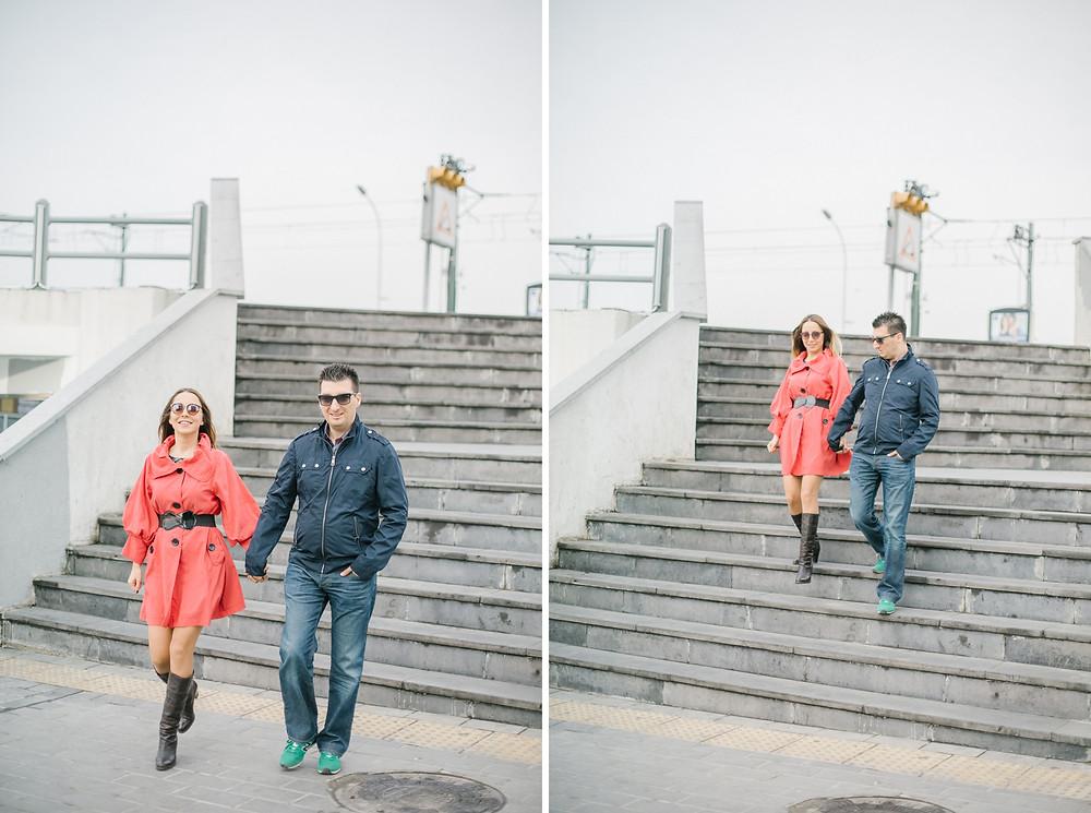 Karaköy sokakları fotoğraf çekimi