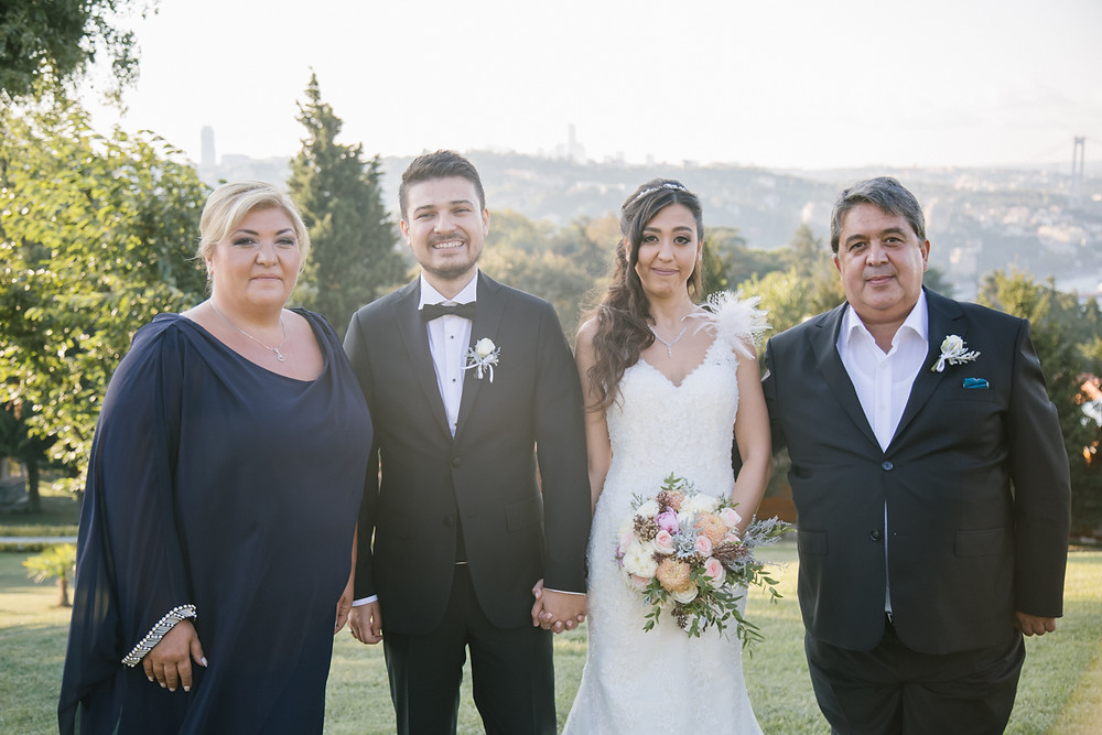 istanbul destination wedding photos