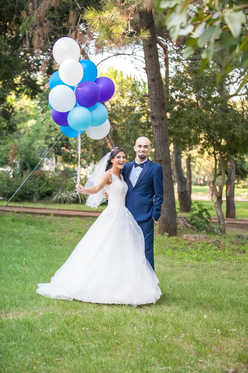 istanbul fenerbahçe parkı düğün fotoğrafları
